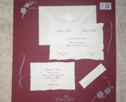 partecipazione di matrimonio E45501
