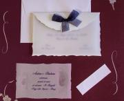 partecipazioni di nozze E45566