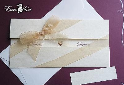 partecipazioni di nozze E45572