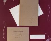 partecipazioni di nozze E45600
