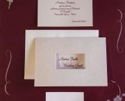 partecipazioni di nozze E45603