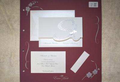 partecipazione di matrimonio 96068