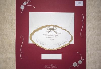 partecipazione di matrimonio 96271