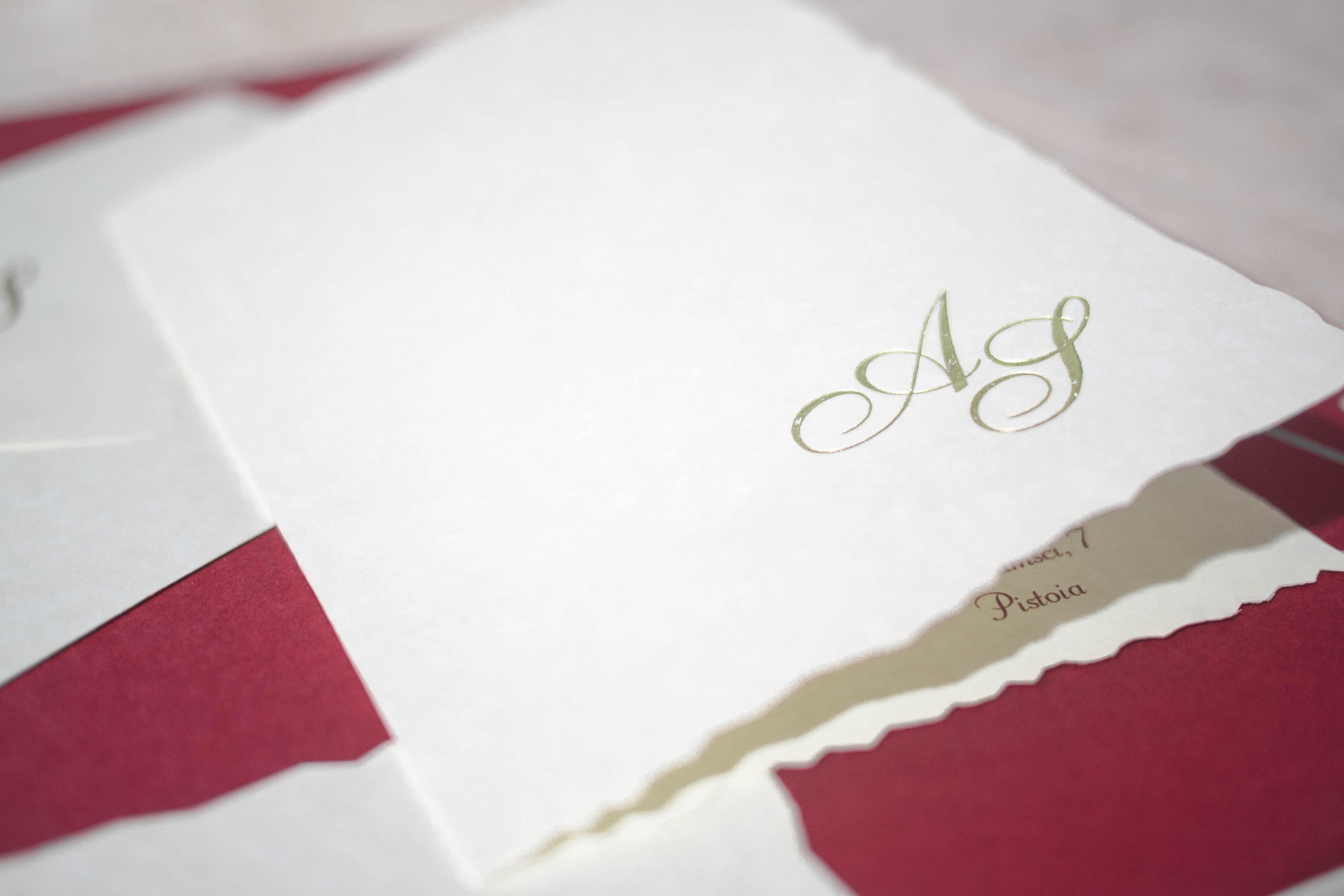 partecipazione di matrimonio E47539