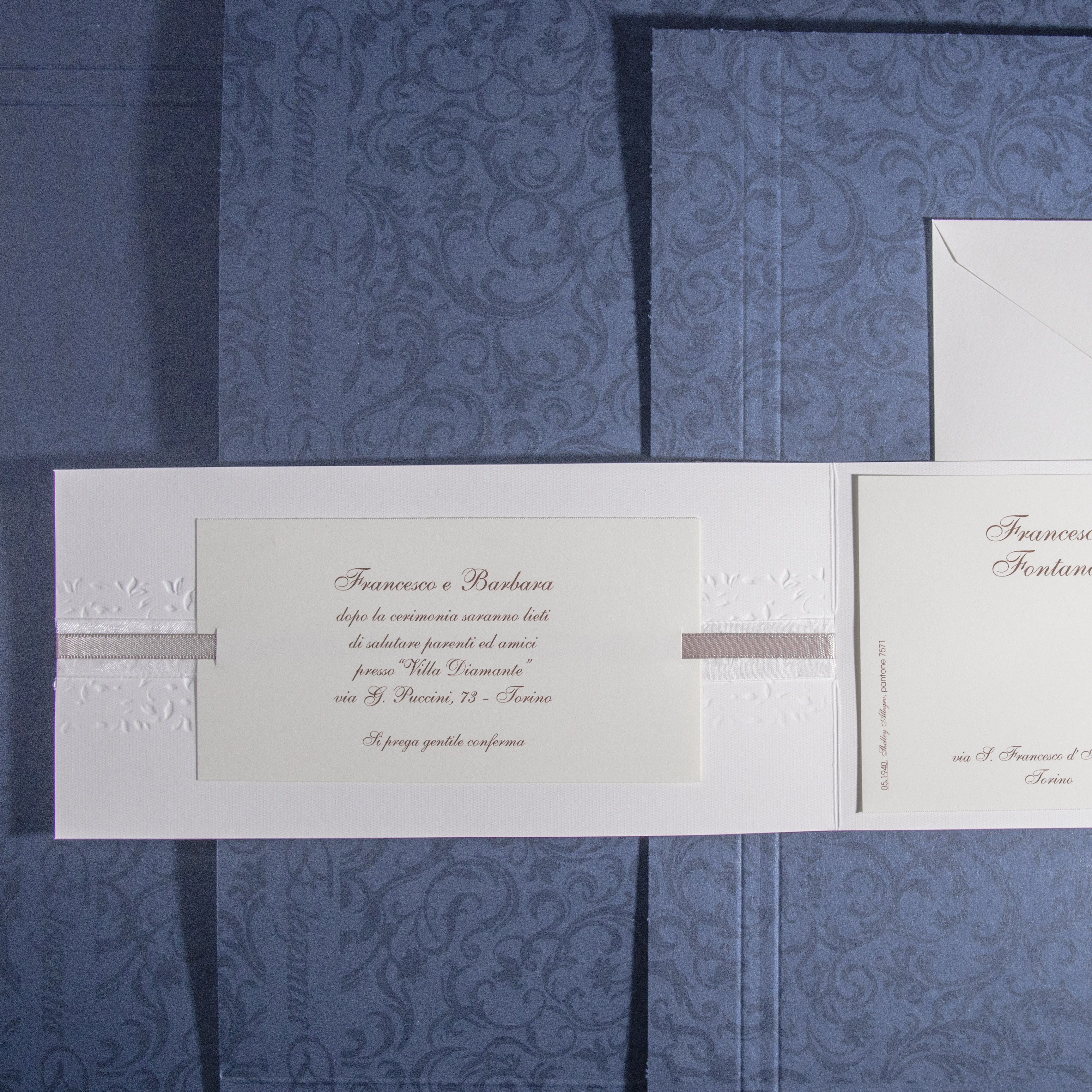 partecipazione di matrimonio 05-1940