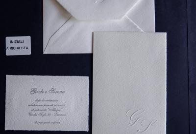 partecipazioni di nozze 0017/Libro